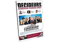 """Magazine """"Décideurs : Stratégie Finances Droit"""""""